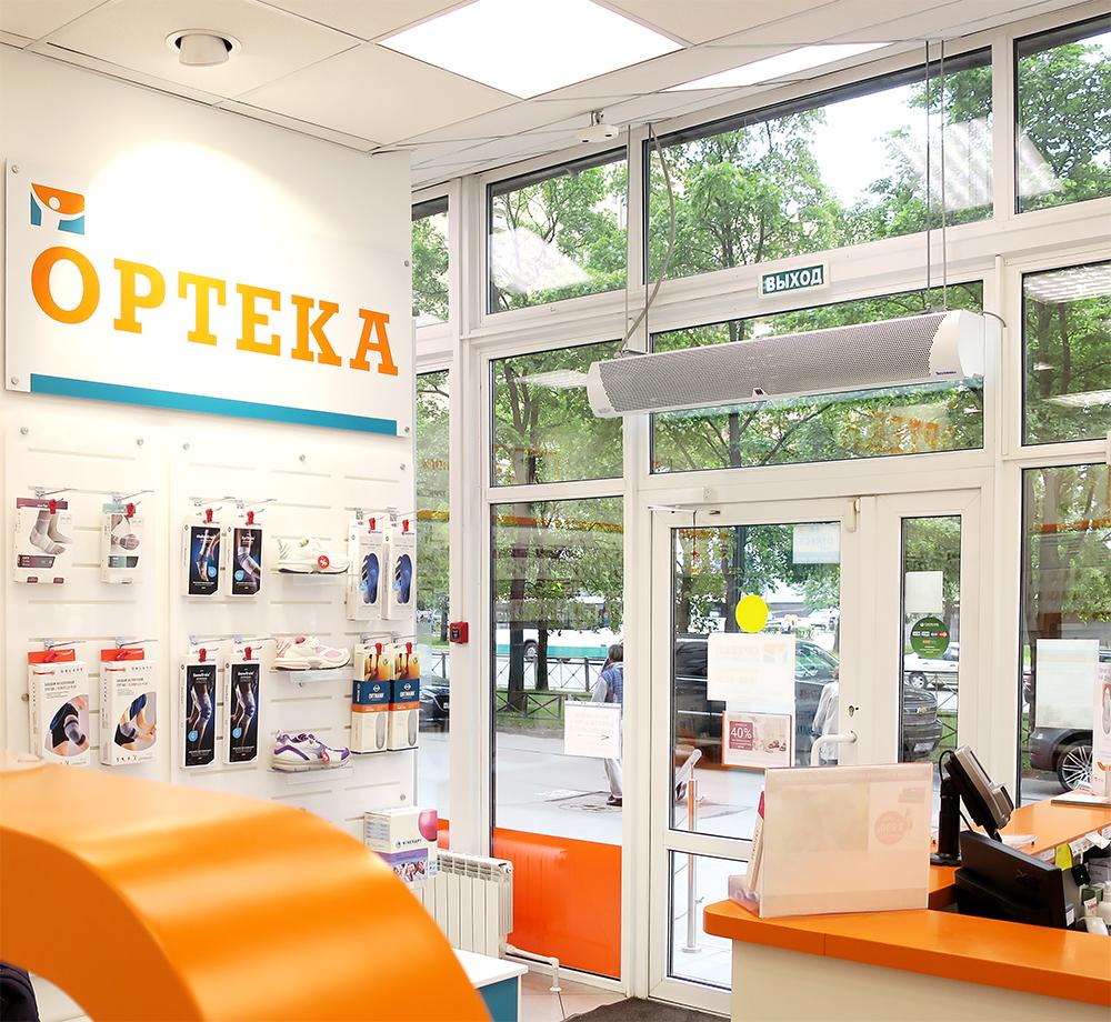 Тепловая завеса КЭВ-6П2221E купить в Санкт-Петербурге